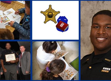 Virtual Books & Badges: Deputy DeMarco Marable