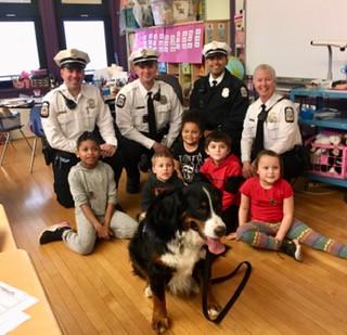 Books & Badges: Avondale Elementary