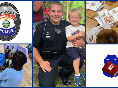 Virtual Books & Badges: Ofc Tanner Williams