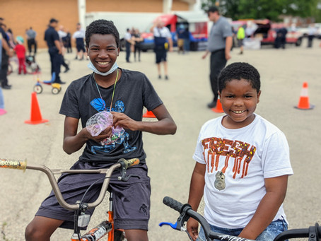 Bikes & Badges 2021: South Side