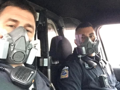 Policing During a Pandemic