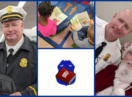 Virtual Books & Badges: Lt Scott Bartholow