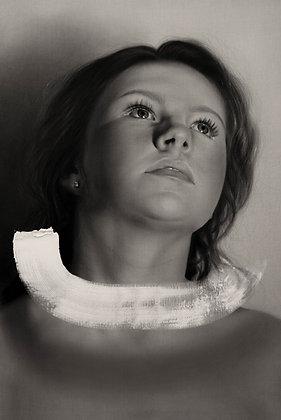 'Suffocant' (Original painting)
