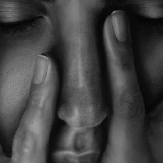 'lapel du vide' close up
