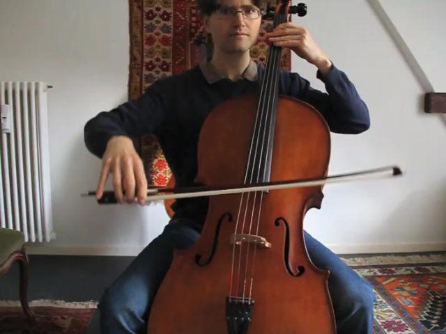 Vivaldi Sonate A-moll 2. Satz