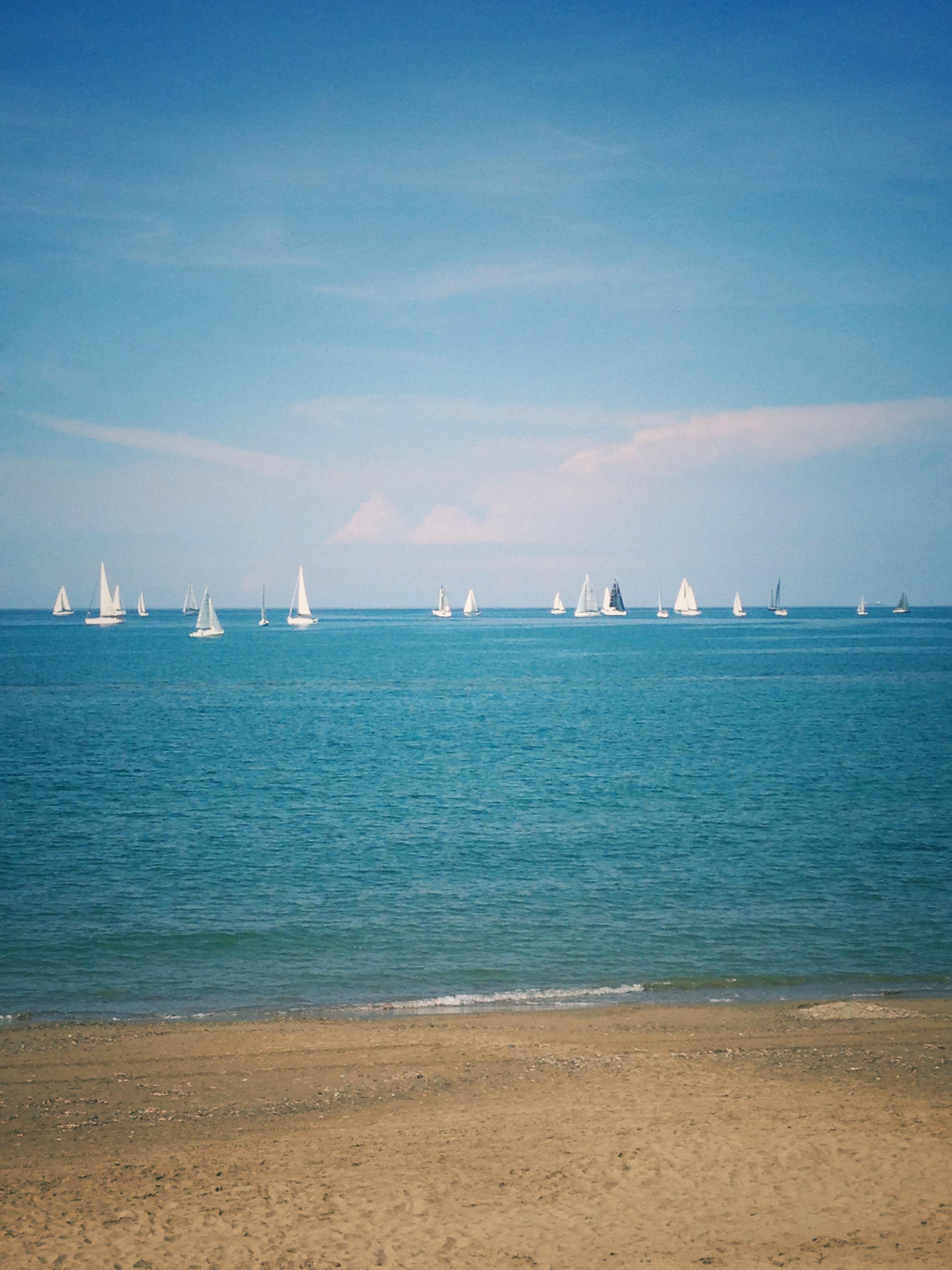 Il mare di San Vincenzo