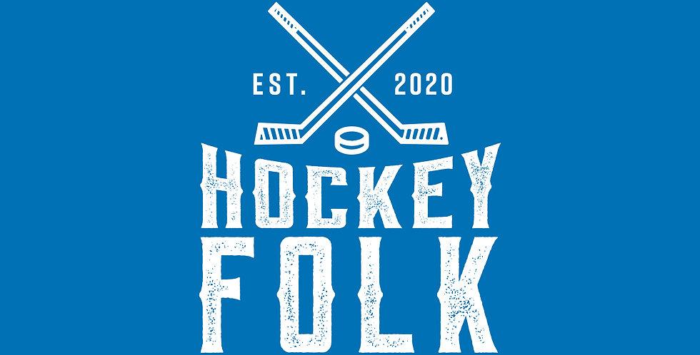 Youth 'Hockey Folk' Hoodie