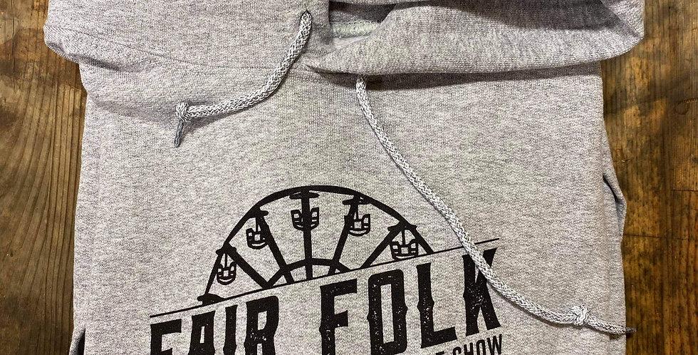 2XL Tiny Ink Stain on Fair Folk Hood