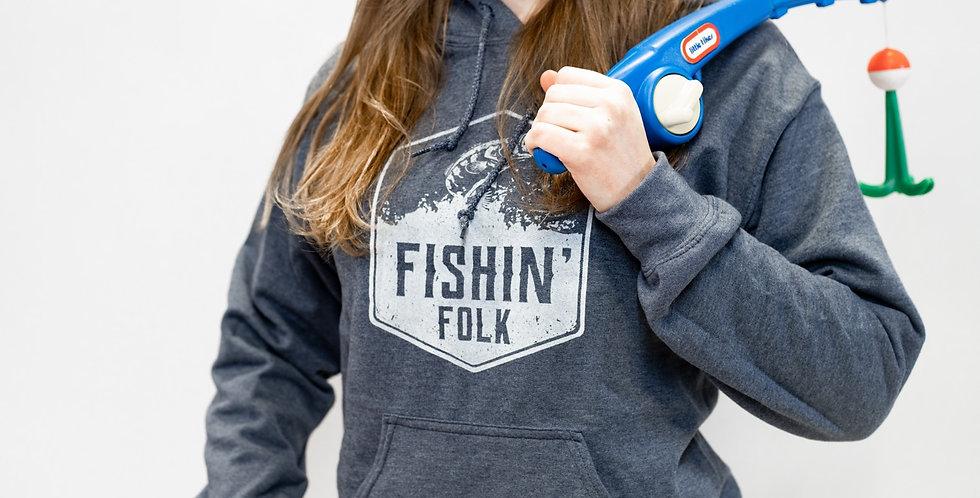 'Fishin' Folk' Hoodie