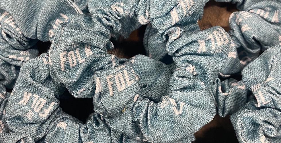 'The Folk' Scrunchie
