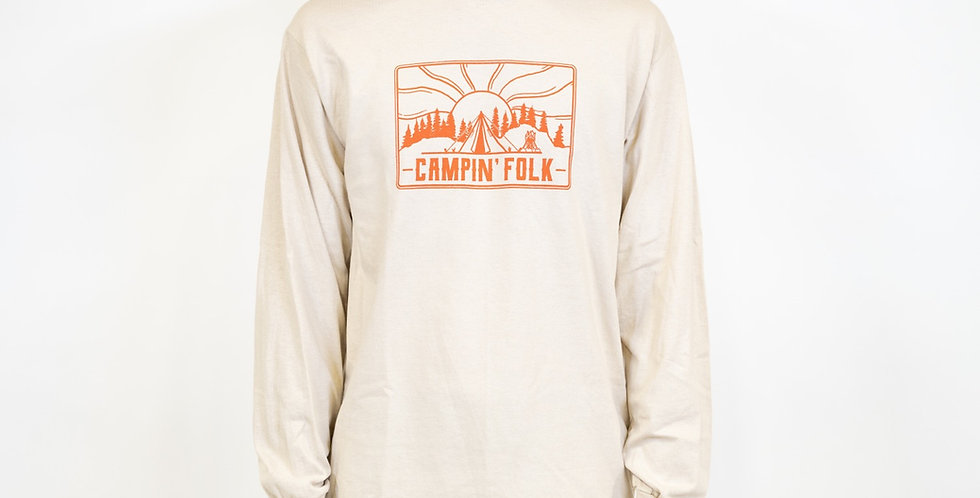 'Campin' Folk' Long Sleeve