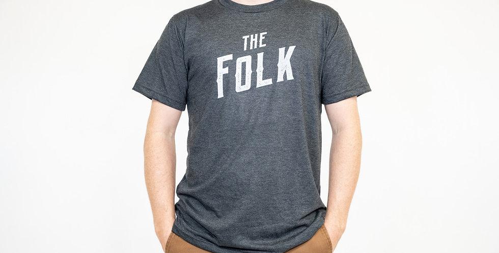 'The Folk' T-Shirt- Made in Canada