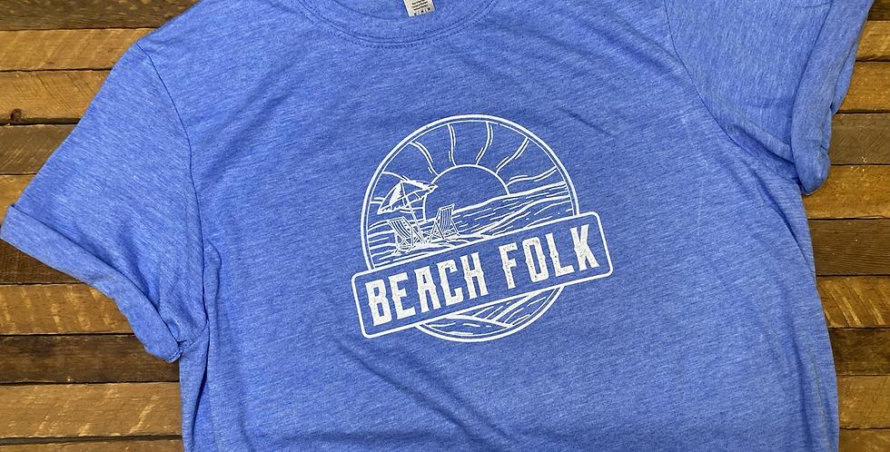 'Beach Folk' T-Shirt