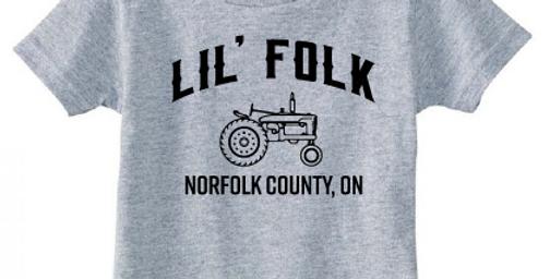 'Lil' Folk' Infant Tee