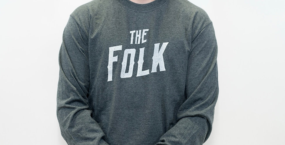 'The Folk' Long Sleeve