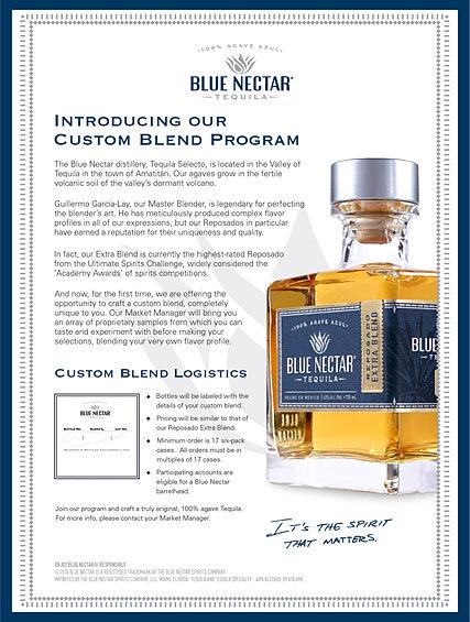 Cecilia  Blue Nectar Tequila
