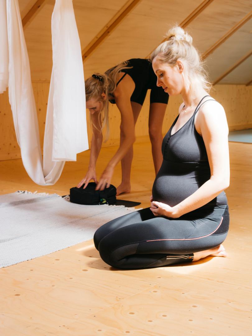 zwangerschapsyoga heerenveen 5