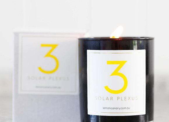 #3 Solar Plexus Chakra Candle