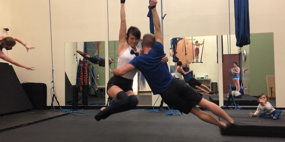 Aerial Straps - Duos Workshop