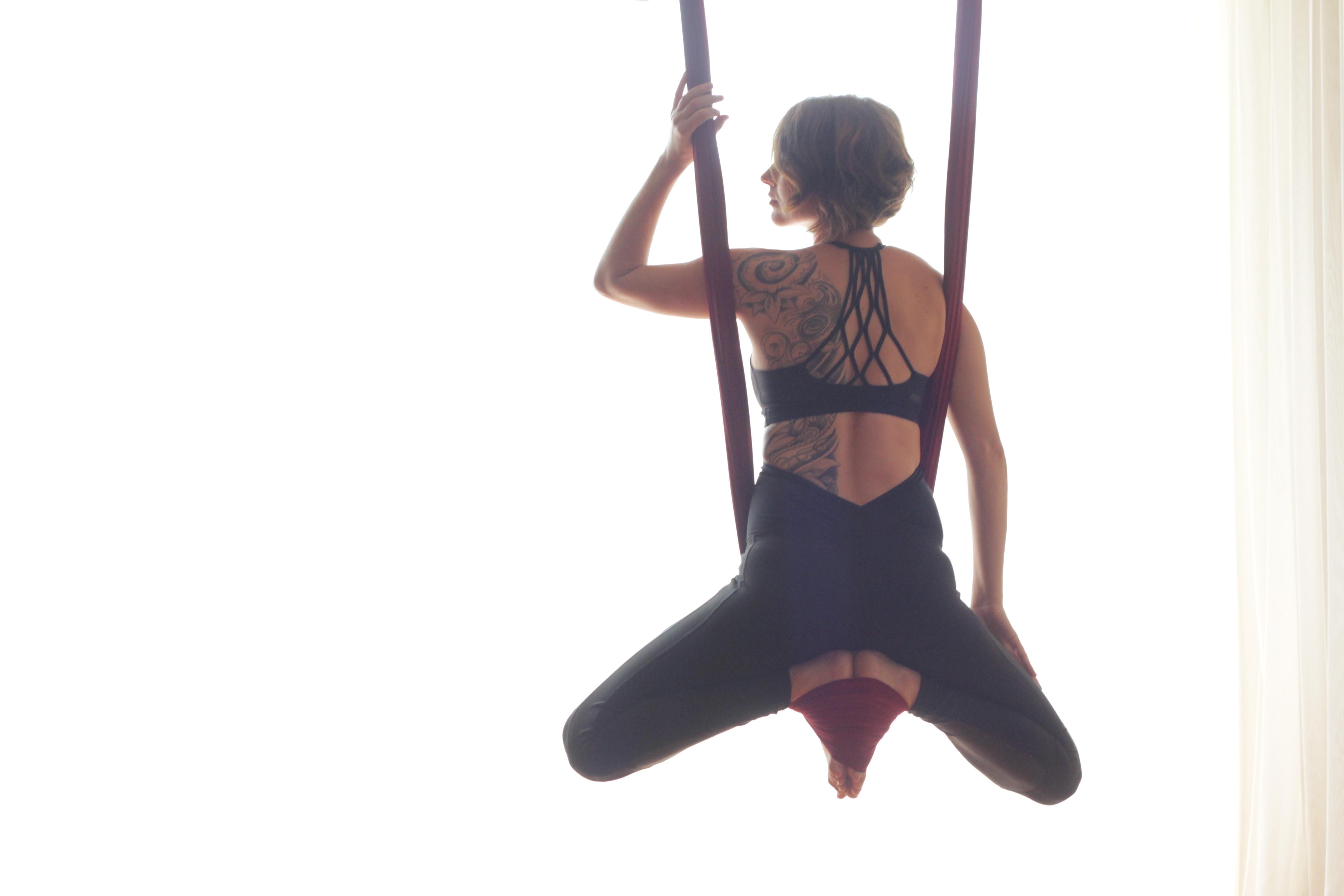 Flying Yogis - Aerial Yoga