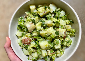 Recipe: Healthy Potato Salad