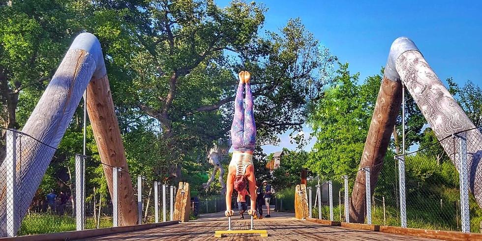 Handstand Workshop with Lindsay