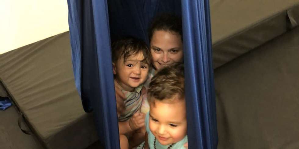 Aerial Mamas & Tots Play dates