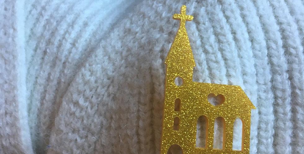 CHURCH glitter