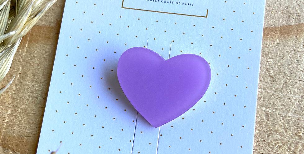 CLEMENT violet fluo
