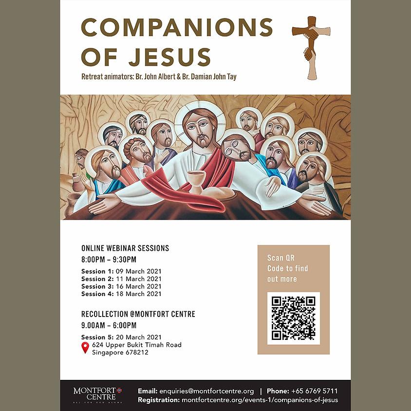 Companions of Jesus (1)