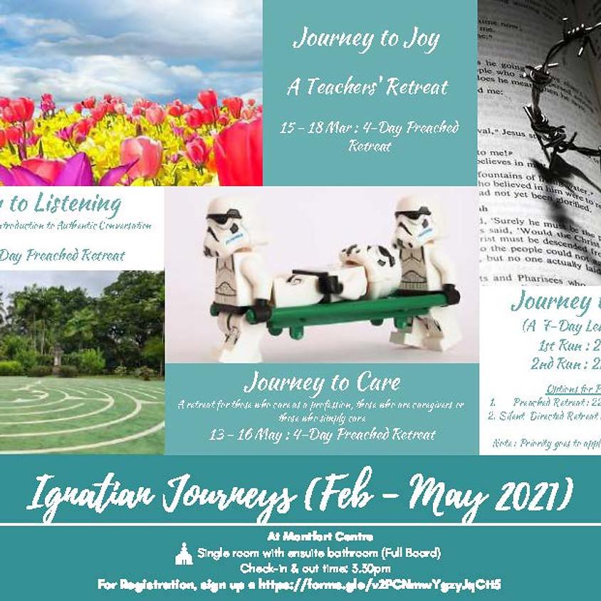 Ignatian Journeys