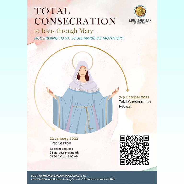 Total Consecration 2022