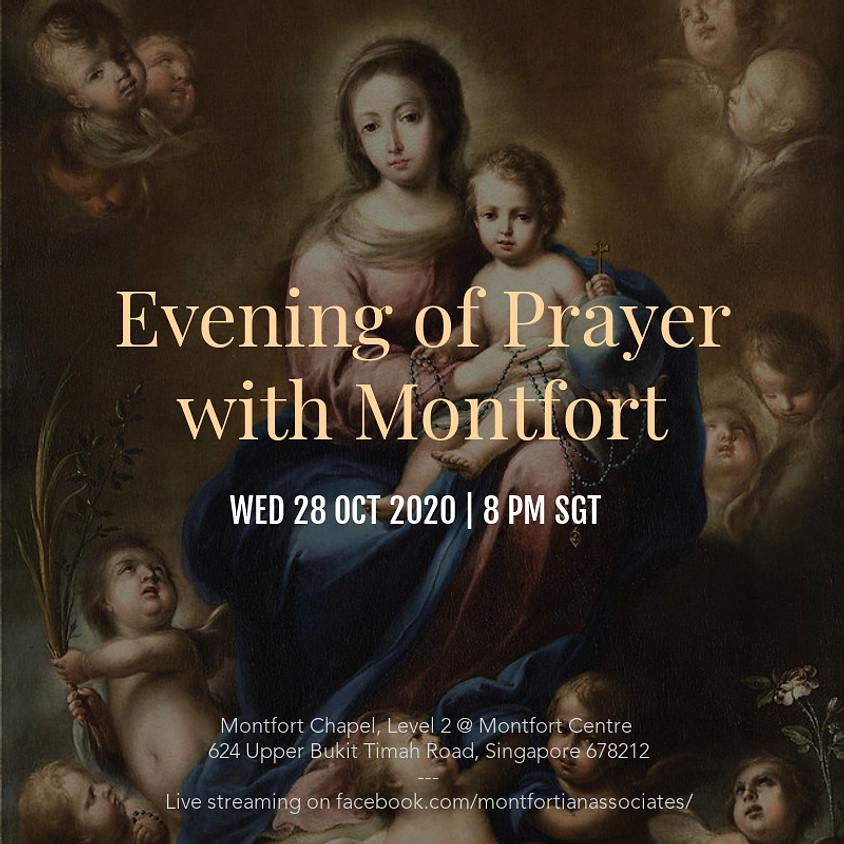 Evening of Prayer with Montfort - 28 October 2020