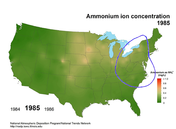 Airshed on ammonium deposition map.png