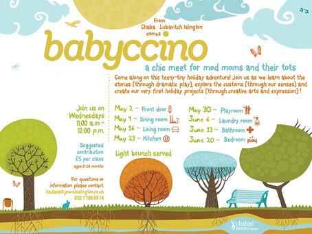 New Babyccino series