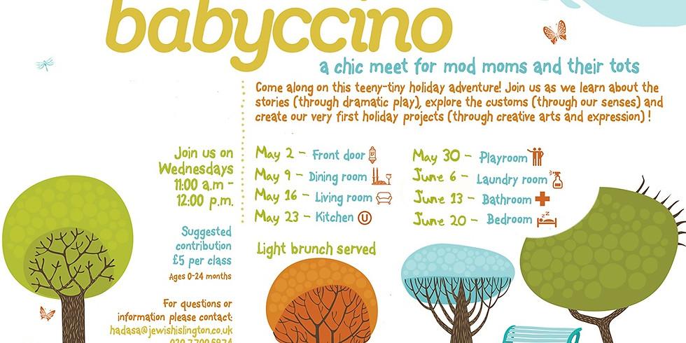 Babyccino: My Jewish Home