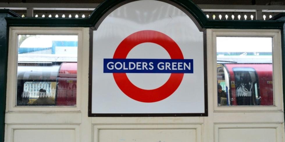 Jewish Golders Green Walking Tour
