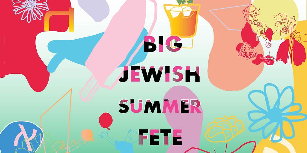 The Big Jewish Summer Fete