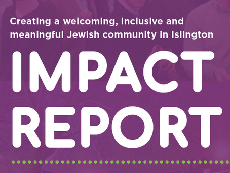 First Impact Report of Chabad Islington