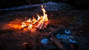 Camping 101: Fire Building
