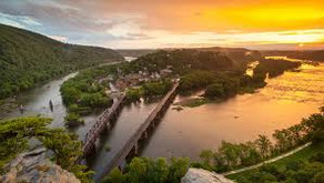A Scenic Hiking Location: Harpers Ferry and Maryland Heights