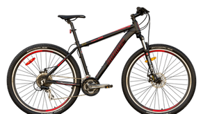 Mountain Biking: Infinity Crazyhorse HT29 Review