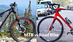 The Outdoors Manual: Road Bike or Mountain Bike?
