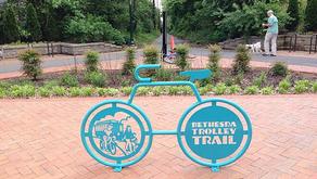 Trail Corner: The Bethesda Trolley Trail