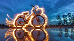 The Outdoors manual: Biking At Night