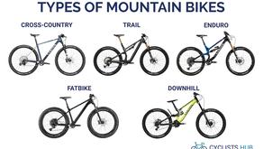 Mountain Biking: How To Buy Your First Mountain Bike