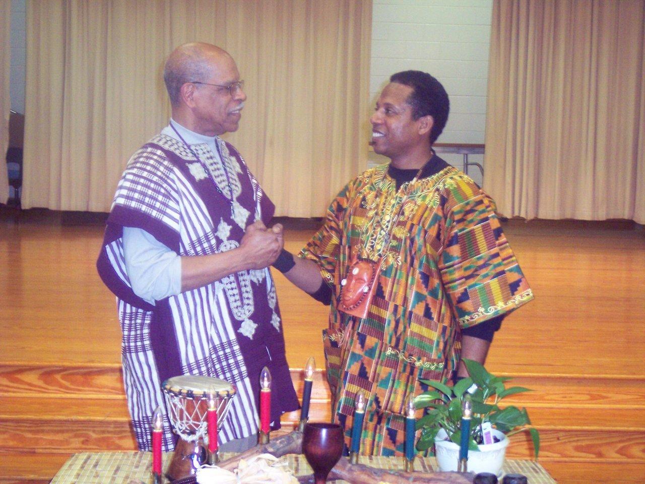 Baba Mxolosi & Bro. Amenseph