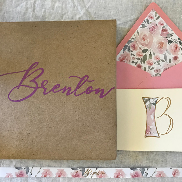 Custom Thank You Cards - perfect for gifts