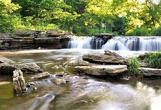 4/15 - APRIL HIKE: Waterfall Glen, Lemont