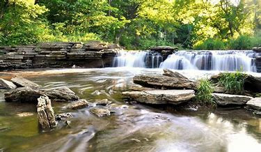 Waterfall Glen, Lemont